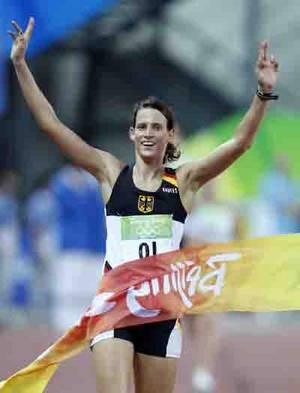 Peking 2008 - Moderner Fünfkampf - Lena Schöneborn